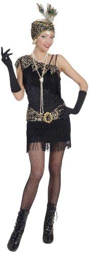 Imagen de widman  disfraz de cabaret para mujer, talla xl 7299b