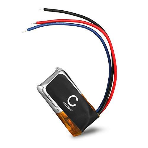 Cellonic® Qualitäts Akku kompatibel mit Beats Powerbeat 2 Wireless, Beats Powerbeats 2 Wireless - CPP-566 (90mAh) Ersatzakku Batterie Beat Handy