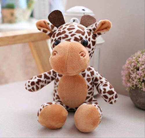 Weiche Löwe Tiger Plüsch Spielzeug Gefüllt Giraffe Plüsch Kuscheltiere für Kinder Bett Spielzeug Lange Beine (Große Giraffe-kissen-haustier)
