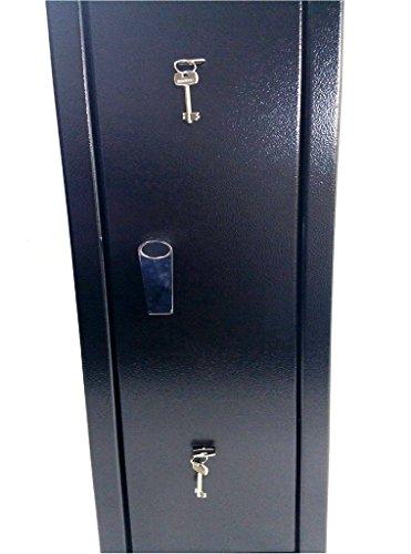 Progen 4Waffenschrank Safe Lock Aufbewahrungsbox für Schrotflinten Gewehr alle Feuerwaffe M1 - 4