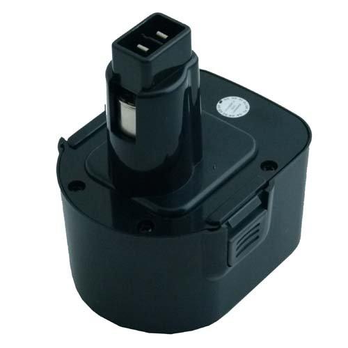AccuPower Batterie pour Dewalt, ELU, Berner Powertool, 12V, 2000mAh