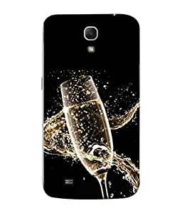Fuson Designer Back Case Cover for Samsung Galaxy Mega 6.3 I9200 :: Samsung Galaxy Mega 6.3 Sgh-I527 (love and laughter wall butterfly)