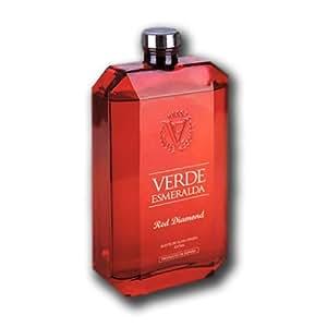 "Huile d'olive extra vierge Verde Esmeralda ""Red Diamond"""