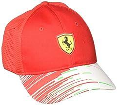 Idea Regalo - Master Lap Gorra Scuderia Ferrari 2018 Equipo