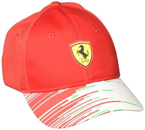 Puma SF Replica Team Cap Rosso Corsa Adult