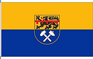 Kleinfahne Mechernich - 20 x 30cm - Flagge und Fahne