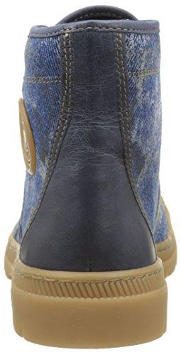 Pataugas Authenti De F2B Damen Sneaker Blau - Bleu (Jean)