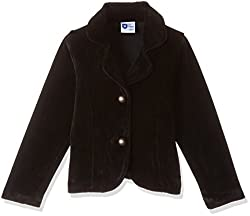 612 League Girls Jacket (ILW00S630019C_Black_Jr 4Y)