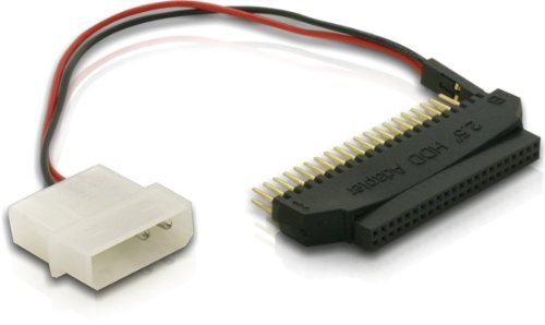 Eide Interne Notebook Festplatte (DeLock HDD Adapter 6,4 cm (2,5 Zoll) auf 3,5Zoll)