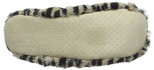 Eaze - Leopard Ballet Slipper, Pantofole Donna Marrone (Brown (Tan Leopard))
