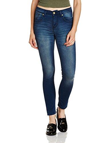 9. Symbol Women's Mid Waist Skinny Jeans