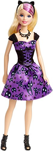 Halloween Barbie (Barbie MAttel DJJ41 Moonlight Halloween Doll by)