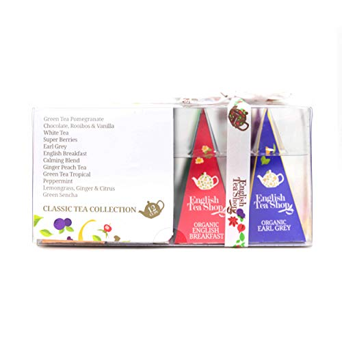English Tea Shop – Bio Classic Tea Collection Teemischung – 25,5g