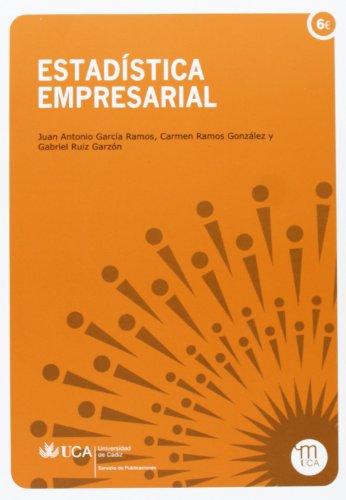 Estadística empresarial (Manuales a 6 euros)
