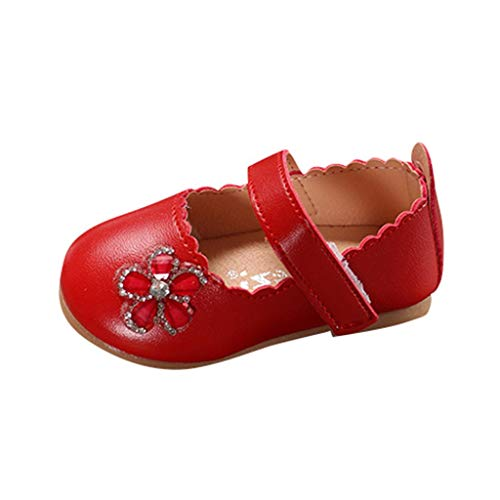 Zapatos para Bebe Niñas Primeros Pasos Bautizo Primavera Verano 2019 PAOLIAN Sandalias Fiesta Princesa...