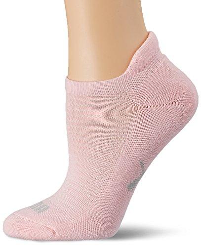 Puma Damen Sneaker 2P Women Socken, pink, 35-38
