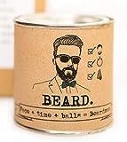 Die besten Beard Wachse - Soja Wachs Kerze Geschenk BEARD Bewertungen