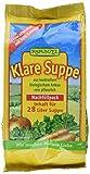 Rapunzel Klare Suppe, mit Bio-Hefe, 1er Pack (1 x 500 g) - Bio