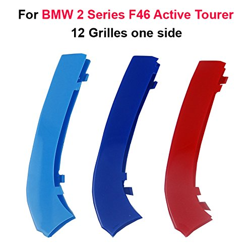BMW 2 Series Active Gran Tourer F45 F46 218i 220i 12 Grilles M Power