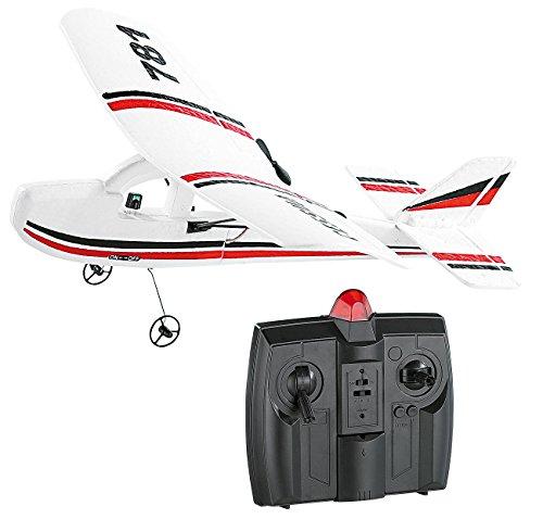 Simulus Mini RC Flugzeug: Ferngesteuertes Mini-Flugzeug DP-330 (Mini Flieger)