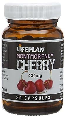 Lifeplan 435 mg Montmorency Cherry - Pack of 30 Tablets by Lifeplan