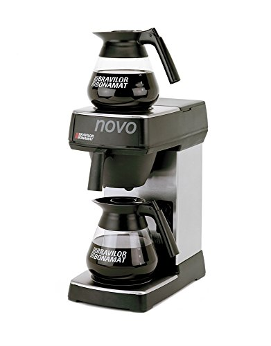 Bravilor Coffee Machine Makes 144 Cups per Hour 12 Cups per Jug SUPPLIED WITH 2