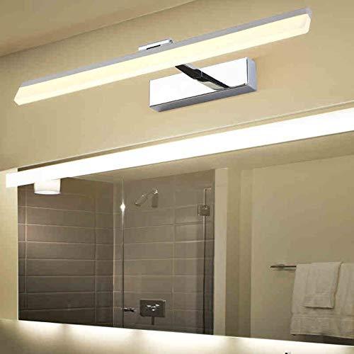 Zeitgenössische Badewanne (LZY Mode Kreativität LED-Lampen Spiegel Badewanne - Eingebauter Edelstahl Zeitgenössisch/charakteristisch für das Umgebungslicht LED-Beleuchtung Beleuchtung Badezimmer Lichtwand Heiß - Spiegel der)