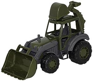 Polesie Polesie49285 - Peluche de Excavadora Militar