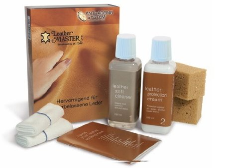 Leather Master Maxi Kit per pelle anilina