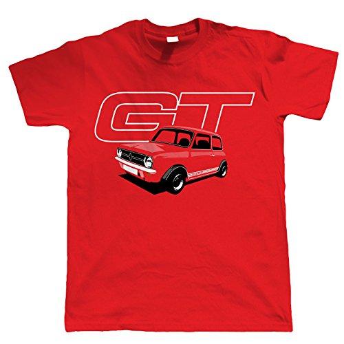 Mini 1275 GT Mens Classic Car T-Shirt, many colours