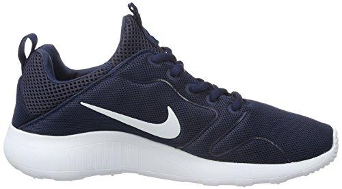 Nike Ladies Kaishi 2.0 Scarpe Da Corsa Blu (blu Notte Blu / Bianco)