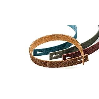 Eisenblätter Poly-PTX SC Vlies Band, 30 x 660 mm, Mittel, T-Lock Verschluss, 1 Stück, A00110