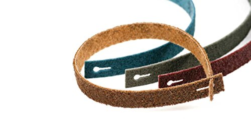 Preisvergleich Produktbild Eisenblätter Poly-PTX SC Vlies Band, 30 x 660 mm, Mittel, T-Lock Verschluss, 5 Stück, A00110