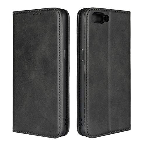 Custodia® Flip Brieftasche Hülle für Oppo R15 Neo(Muster 1)