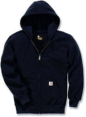 Carhartt Sweatshirt Zip Hooded Paxton