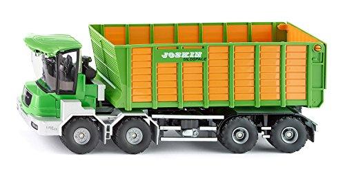 Siku 4064 Joskin Cargo-TRACK mit Ladewagen -