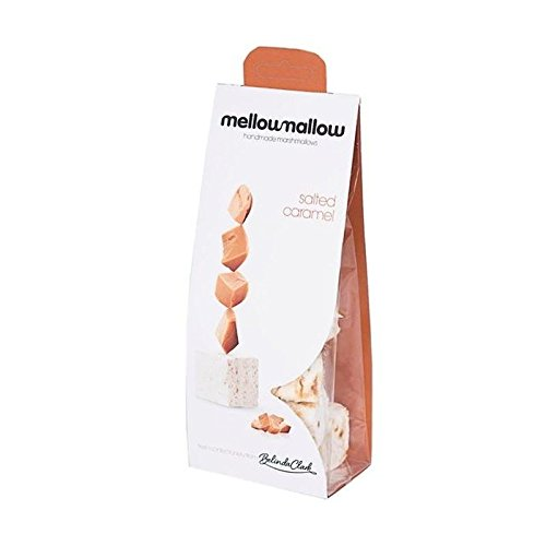 Mellowmallow Naturelle Salée Guimauves Caramel 85G - Paquet de 6