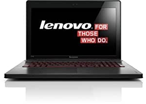 Lenovo IdeaPad Y510P 39,6 cm (15,6 Zoll) Notebook (Intel Core i7 4700MQ, 3,2GHz, 16GB RAM, 1,5TB HDD, Win 8) silber