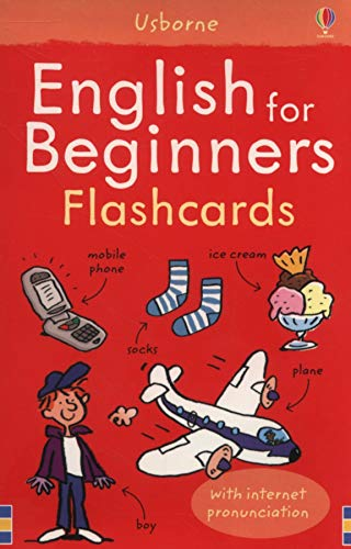 English for beginners flashcards (Language for Beginners) por Susan Meredith
