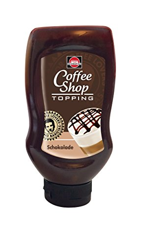 Schwartau Coffee Shop Topping Schoko, 8er Pack (8 x 250 ml)