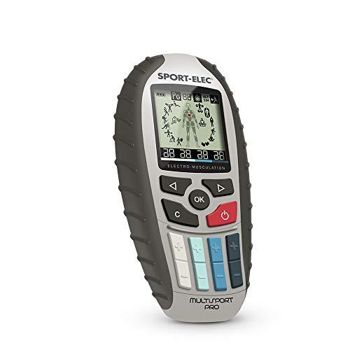 Sport-Elec Multisport Pro Précision Electroestimulador, Hombres y...