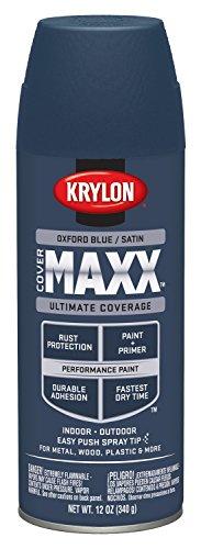 krylon-k09172000-covermaxx-peinture-en-spray-satine-oxford-bleu-3402-gram