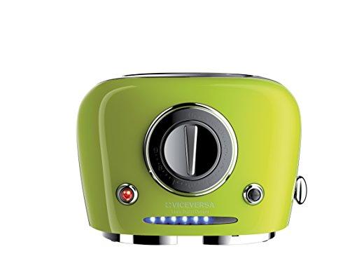 Viceversa 2135033Tix Pop Up Toaster grün