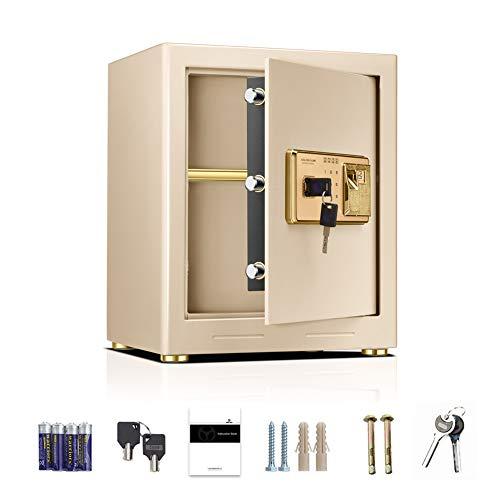 Caja Fuerte Escaneo de Huellas Dactilares, Cierre Electrónico,Caja fuerte electrónica pared safe...