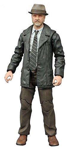 Gotham Select Bullock Action Figure