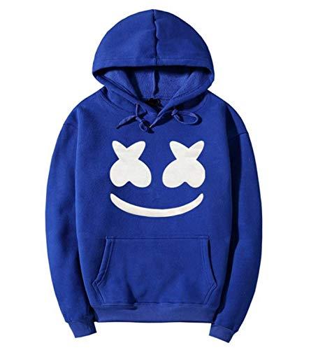 TAQ FASHION Marshmello DJ Kids Pullover Hoodie Kids Music Gift
