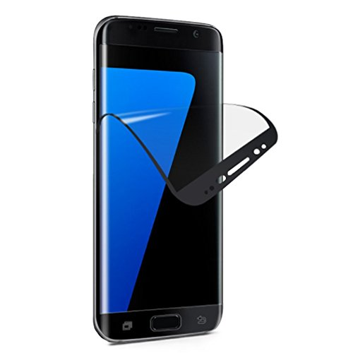 ELV IN-SP-S8-Blk Flexible Screen Protector for Samsung Galaxy S8 (Black)