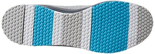 Skechers Go Flex, Baskets Basses Femme Gris (Gris/Bleu)