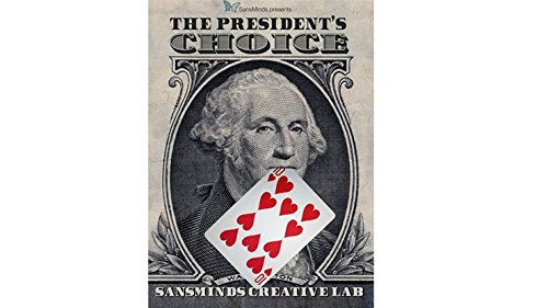 magic-trick-the-presidents-choice-dvd-and-gimmicks-by-sansminds-card-magic-trick-decks-money-coin-ma