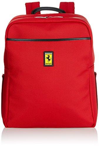 ferrari-rucksack-rot